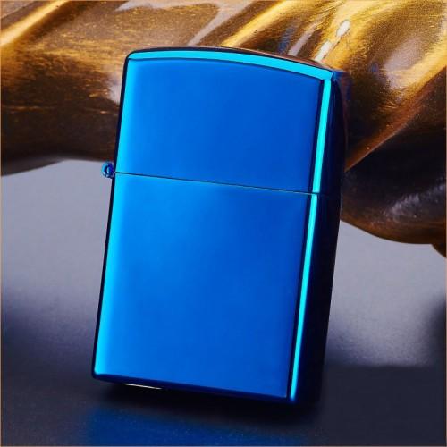 Briquet Arc Electrique Bleu