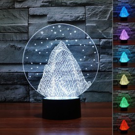 Lampe 3D LED Himalaya